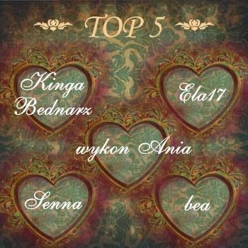 Top 5 - 12/2013 bei Szuflada