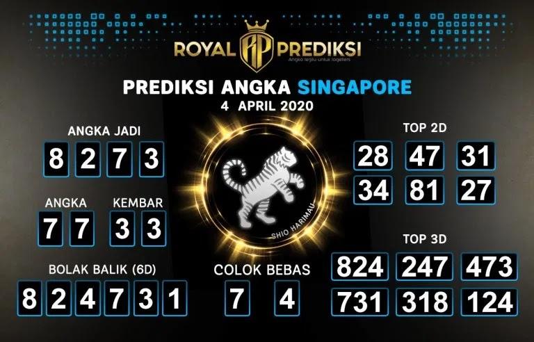 royal prediksi singapura