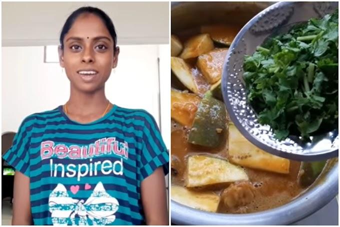 Tiada Lagi Sesi Makan Bersama, Akhirnya Video Masak Sugu Pavithra Dimuatnaik!