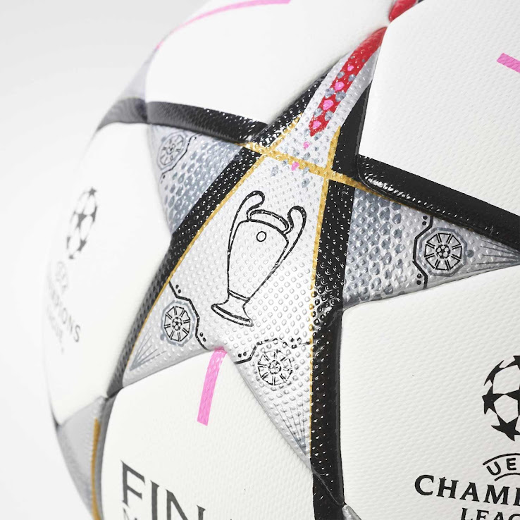 c2234e6793419 Here's the Adidas Champions League ball for 2016 - Back Page Football