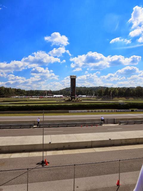 Barber Motorsports Park Racetrack