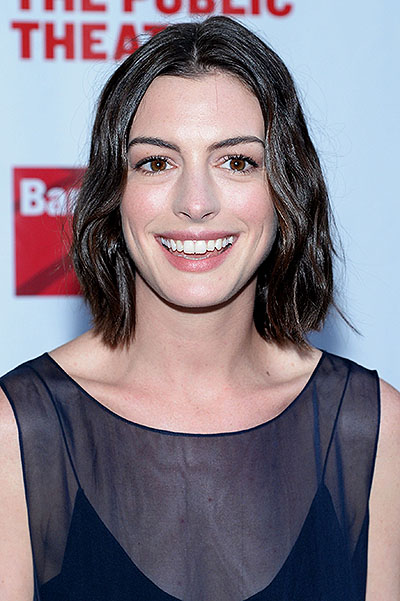 9th place. Anne Hathaway - $ 12 million