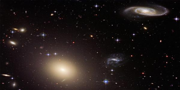 Μετά τον «μεγάλο ελκυστή» ο «μεγάλος απωθητής»: Τι σπρώχνει μακριά τον γαλαξία μας