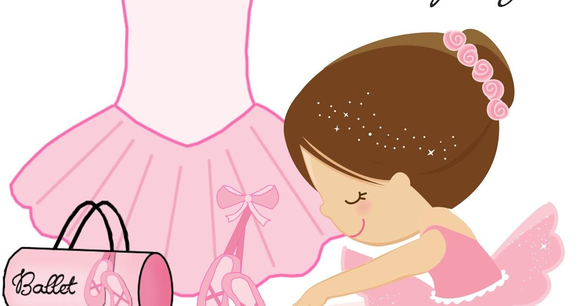 Fantasia De Una PrinCesa: Scrap De Bailarinas En Png
