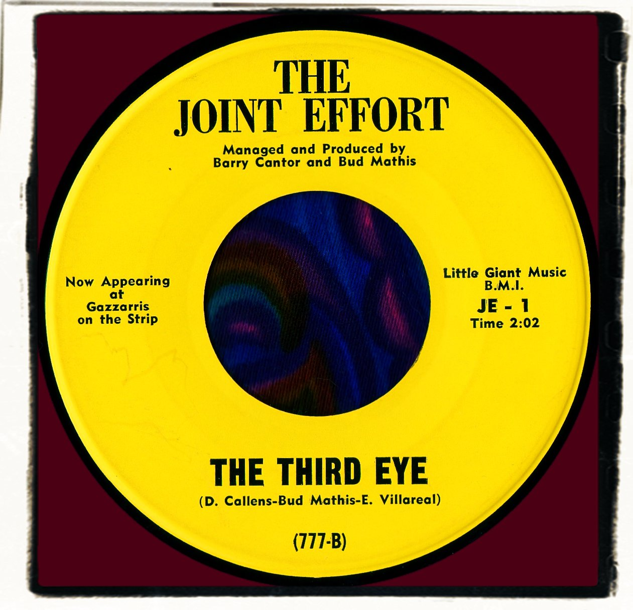 Image result for the third eye the joint effort