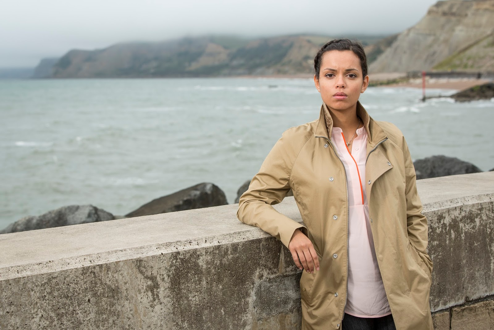 new interview meet the new girl in town georgina campbell joins new interview meet the new girl in town georgina campbell joins broadchurch as new police officer
