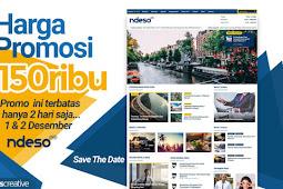 Cara membuat Website Desa Dengan Wordpress Itu Gampang