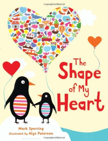 The Shape of My Heart book review and follow-up activities. #shapeofmyheart #booksforkids #gradeonederful