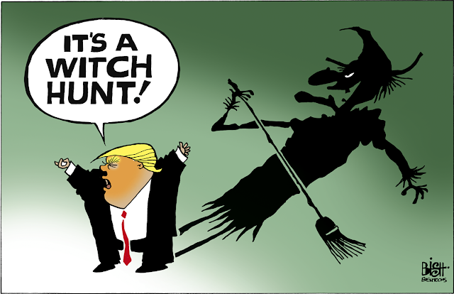 Jobsanger Witch Hunt