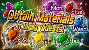 SAO MD - Daily Quests (Extra Quests)