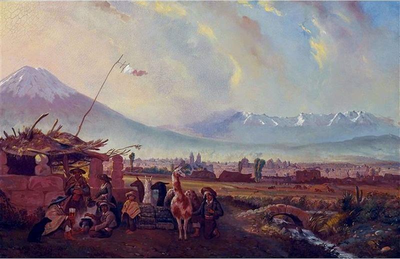 José Maria Arguedas, Głębokie rzeki, Okres ochronny na czarownice, Carmaniola