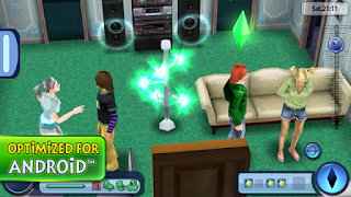 The Sims 3 Mod v1.5.21 APK + DATA Unlimited Money Terbaru