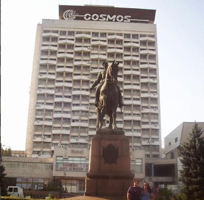 ¿Dónde dormir en Chisinau? Hotel más importante de Moldavia.