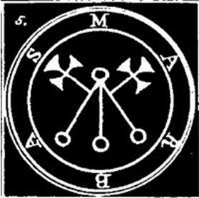 Marbas, Sigilo, Daemon, Goetia, Ocultismo