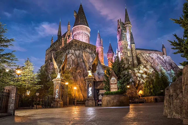 "Simulador ""Harry Potter y la Jornada Prohibida"""
