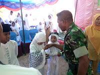 Danramil Donggo Apresiasi Positif Khataman Massal Al-Quran di Ponpes Al-Ikhlas Doridungga