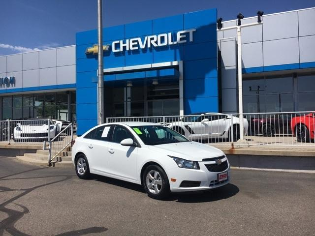 emich chevrolet preowned 2014 chevy cruze for sale near denver. Black Bedroom Furniture Sets. Home Design Ideas