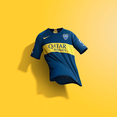on sale f065a 43d29 Boca Juniors 18-19 Home & Away Kits Released - Footy Headlines