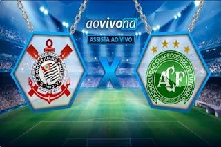 Corinthians x Chapecoense Ao Vivo - Timão Sccp