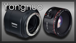 Yongnuo YN43 Smart Phone Camera & 50mm f/1. 8 Lens - Quick Vlog