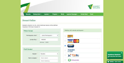 4 Website Untuk Bayar Zakat Secara Online