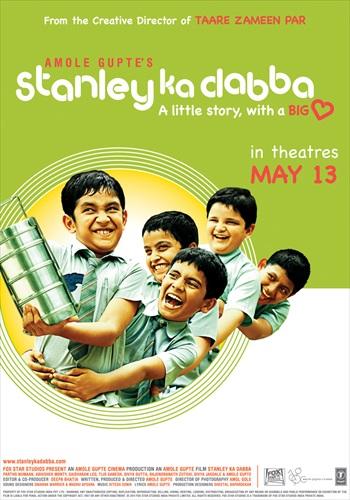 Free Download Stanley Ka Dabba 2011 Hindi   260mb