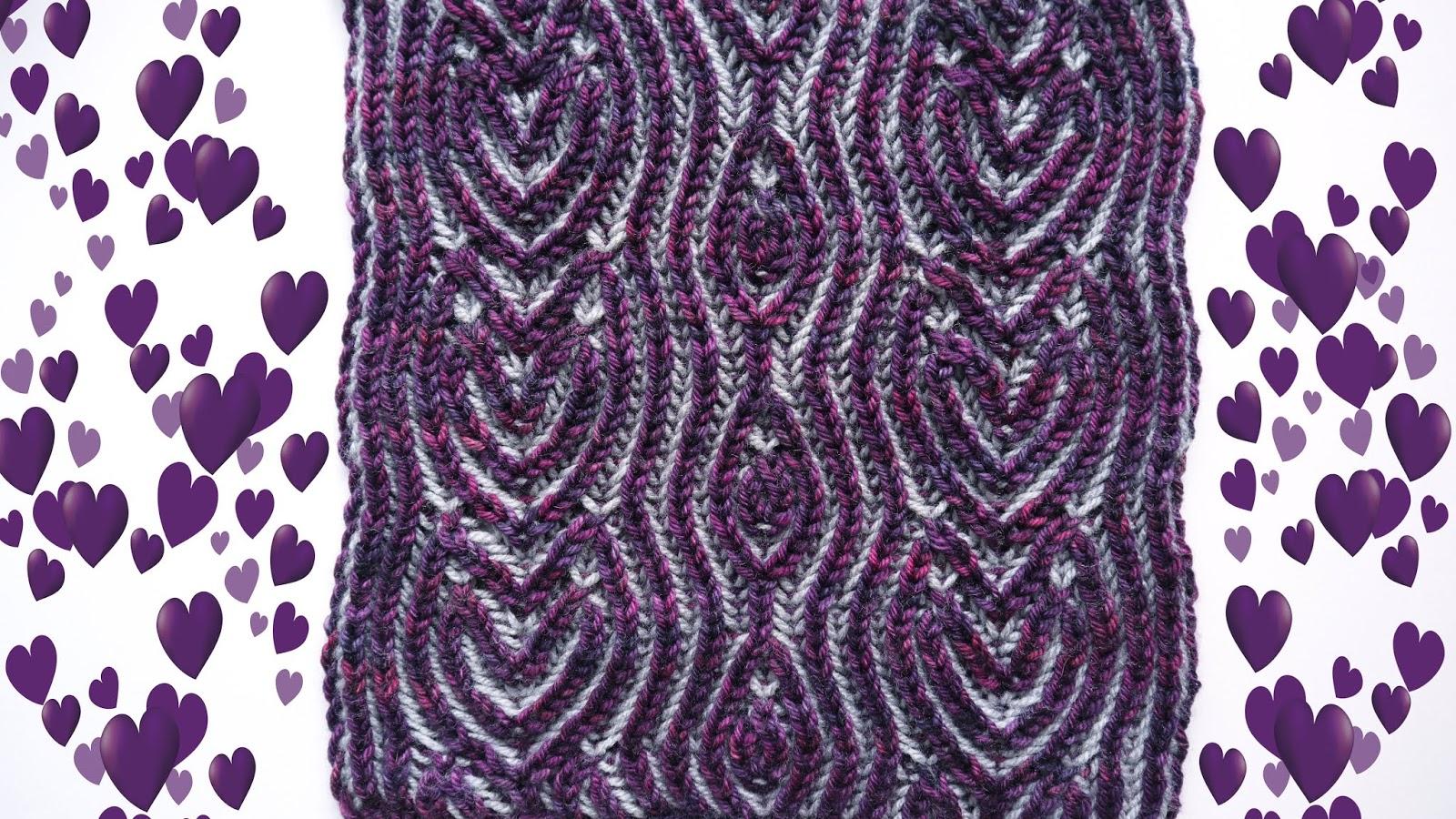 Briolove - Brioche Knitting