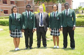 Nigeria International School Recruitment 2018