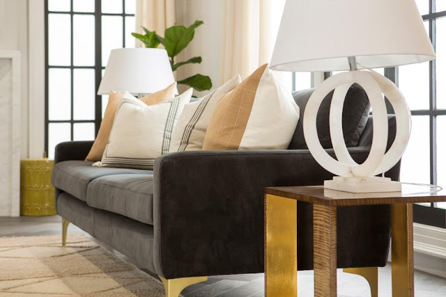 Shop Drew's Honeymoon House! {Living Room & Entry} - Shopping & Resource Guide