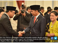 Penempatan Wakapolri Di Kemenpan Dinilai Bentuk Kepanikan Jokowi Jelang Pilpres