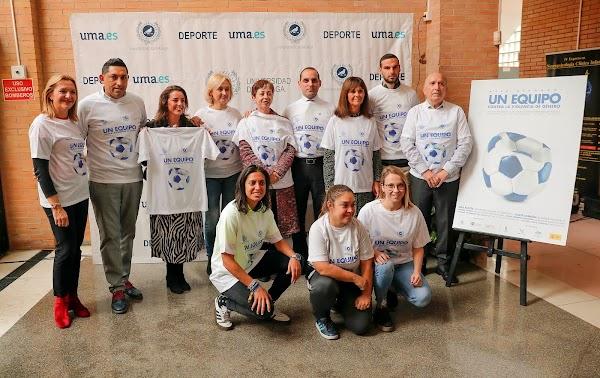 Málaga, 'Un EQUIPO Contra la Violencia de Género'