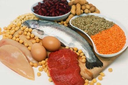 nguồn Protein cho ăn uống khi tâp thể hình