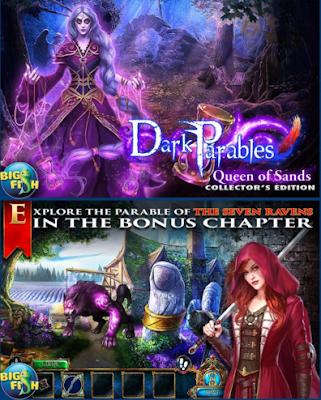 Dark Parables: Sands (Full) Apk V1.0