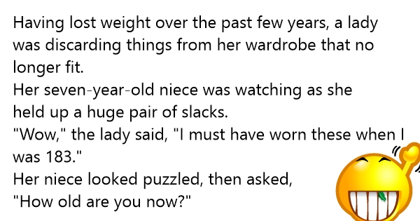 funny losing weight jokes