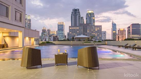 Review Royal Kuning Hotel, Jakarta