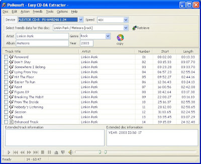 Kopi Mp3 Dari CD