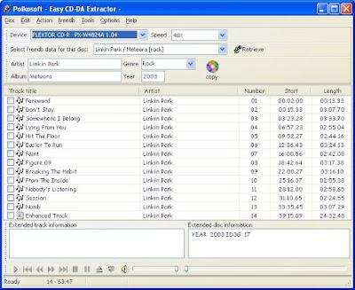 Kopi Mp3 Dari CD