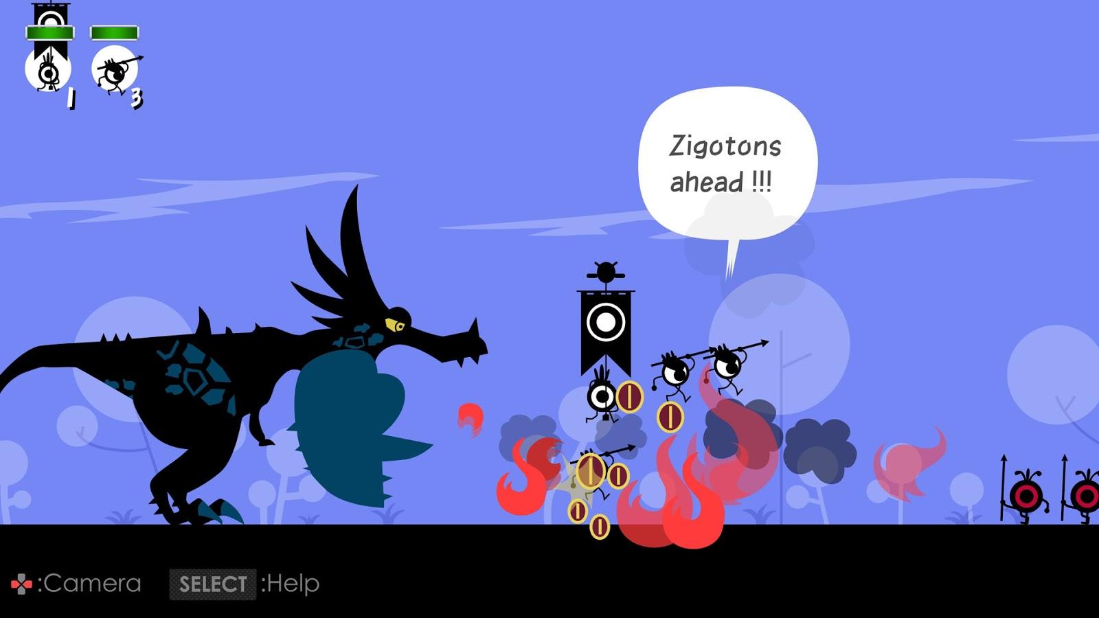 La remasterización de Patapon en PS4 se lanzará el 1 de agosto