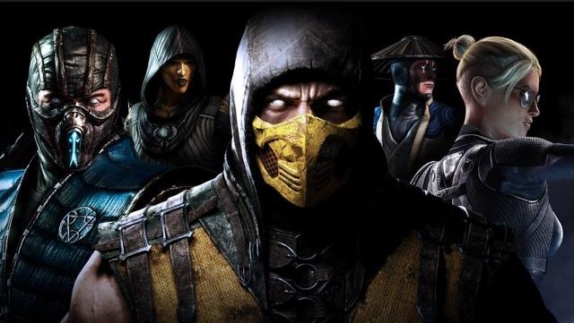 Mortal Kombat X Mod Apk Terbaru Mega Mod