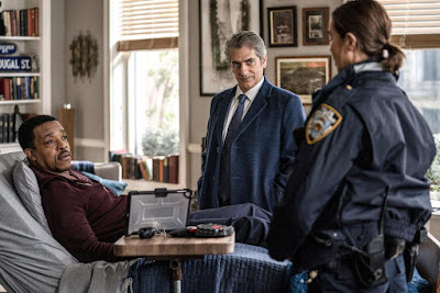 Lincoln Rhyme Hunt For The Bone Collector Series Russell Hornsby Michael Imperioli Arielle Kebbel Image 1