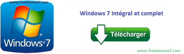 téléharger Windows 7 en Iso