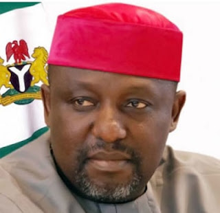 Gov. Okorocha Lauds Team Nigeria International
