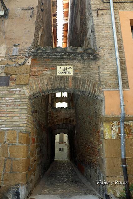 Calleja del Chapitel, Estella-Lizarra