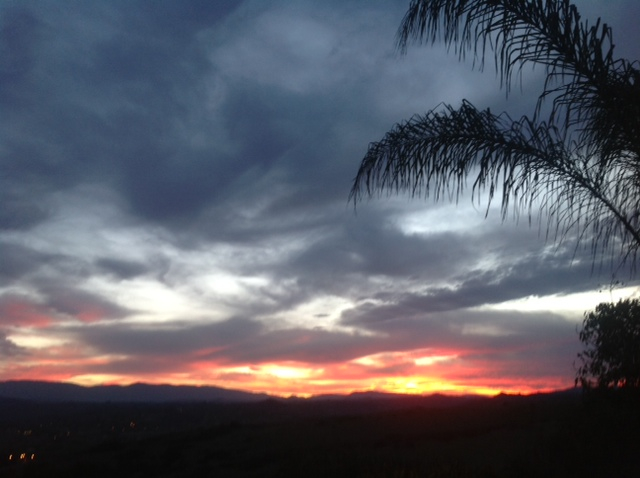 Southern California sunrise: LadyD Books