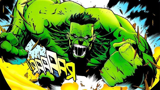 Asal-Usul dan Kekuatan Hulk (Bruce Banner), Monster Hijau dari Marvel Comics