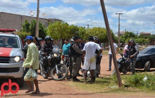 Operação 'Família do Crime' prende vários membros de uma família, apreende drogas e explosivos, no Sertão...