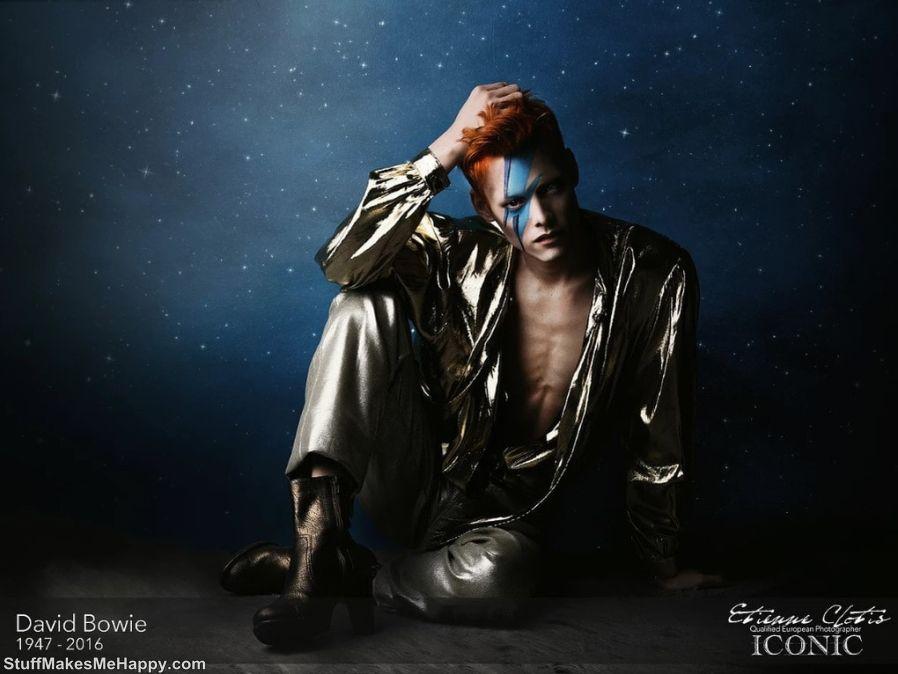 19. David Bowie