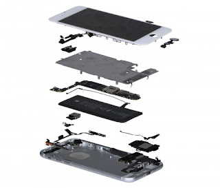 desmontaje teléfonos mojados