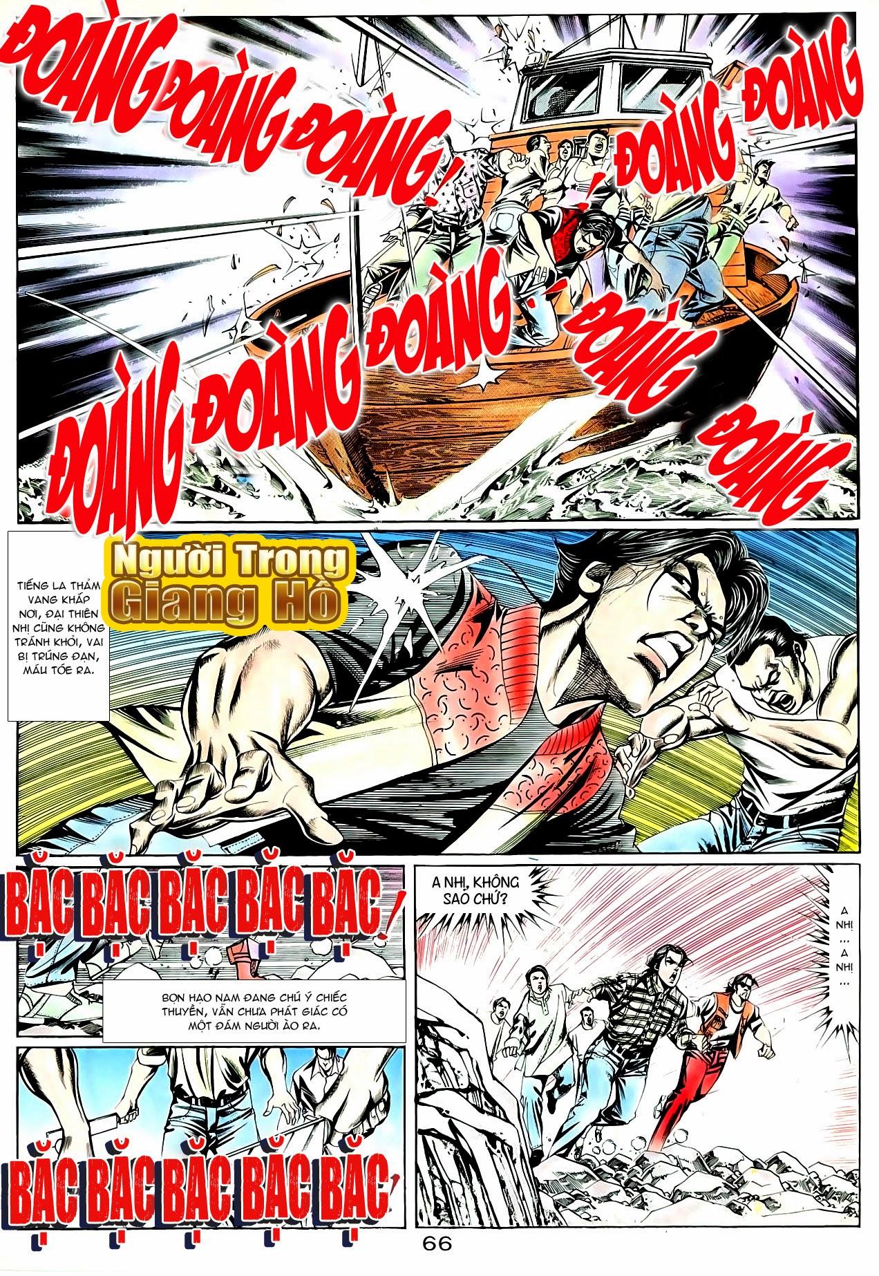Người Trong Giang Hồ chapter 90: giang hồ hiểm trang 2