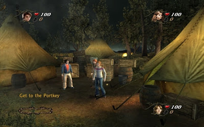 game Harry Poter ppsspp android
